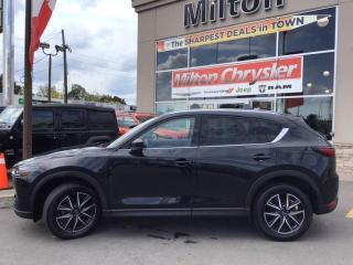 Used 2017 Mazda CX-5 GT for sale in Milton, ON