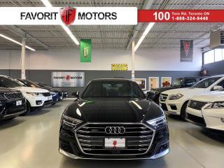 Used 2019 Audi A8 L AWD BANGOLUFSEN 3DCAM MASSAGE FRAGRANCES NAV HUD + for sale in North York, ON