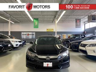 Used 2016 Honda Civic Sedan EX CVT|SUNROOF|ALLOYS|BLINDSPOT CAMERA|+++ for sale in North York, ON