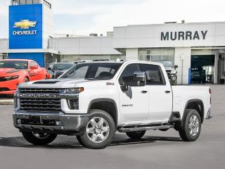 New 2020 Chevrolet Silverado 2500 HD LTZ for sale in Winnipeg, MB