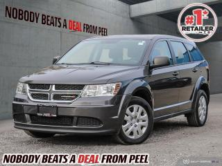 Used 2016 Dodge Journey FWD 4dr Canada Value Pkg for sale in Mississauga, ON