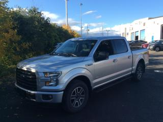 Used 2016 Ford F-150 XLT CREW - 4X4 - FX4 PACKAGE! for sale in Ottawa, ON