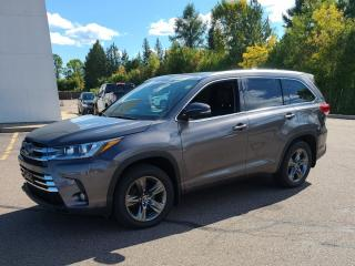 Used 2017 Toyota Highlander Limited BRAND NEW TIRES  6YR/160K PLATINUM WARR. I for sale in Ottawa, ON