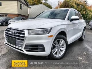 Used 2018 Audi Q5 2.0T Komfort LEATHER  NAVI  ALLOY  HTD SEATS  BACK for sale in Ottawa, ON