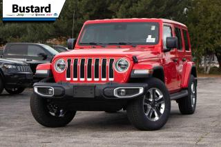 New 2021 Jeep Wrangler Unlimited Sahara Unlimited 4x4 for sale in Waterloo, ON