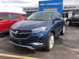 New 2021 Buick Encore GX Preferred AWD for sale in Napanee, ON