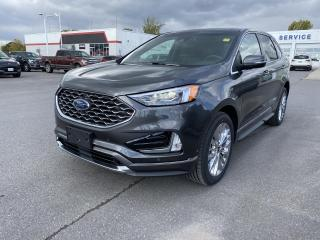 New 2020 Ford Edge -titanium for sale in Kingston, ON
