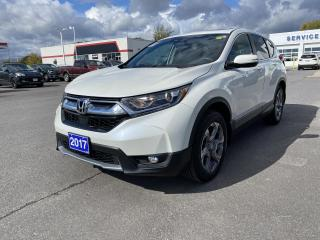 Used 2017 Honda CR-V EX - AWD, SEAT HEAT, REMOTE START, MOON ROOF for sale in Kingston, ON