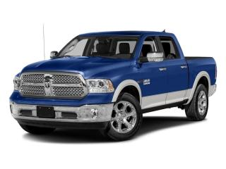 Used 2016 RAM 1500 4WD Crew Cab 140.5  Laramie for sale in Mississauga, ON