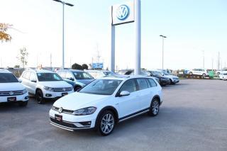 Used 2018 Volkswagen Golf Alltrack 1.8L TSI Alltrack DSG for sale in Whitby, ON
