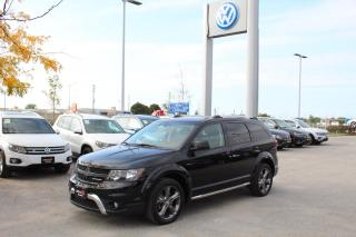 Used 2015 Dodge Journey 3.6L Crossroad for sale in Whitby, ON