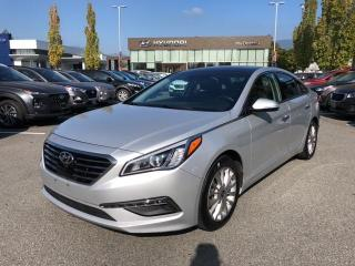 Used 2015 Hyundai Sonata Limited w/ Navi, 1 Owner, No Accident for sale in Port Coquitlam, BC