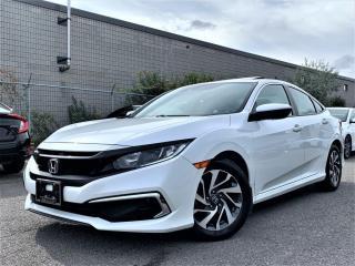 Used 2019 Honda Civic Sedan EX CVT|REAR CAMERA|SUNROOF|LANE ASSIST| HEATED SEATS|ALLOYS! for sale in Brampton, ON