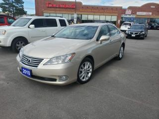 Used 2010 Lexus ES 350 4dr Sdn for sale in Scarborough, ON