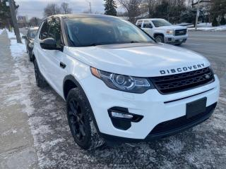 Used 2016 Land Rover Discovery Sport AWD 4dr HSE .  7 PASSENGER | SUNROOF for sale in Toronto, ON