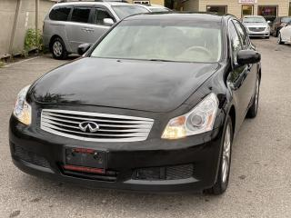 Used 2008 Infiniti G35 4dr AWD for sale in Scarborough, ON