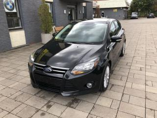 Used 2012 Ford Focus 5dr HB Titanium for sale in Nobleton, ON