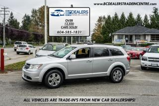Used 2011 Dodge Journey CVP w/ Only 129k, Local, No Accidents, 1-Owner, 22 Services for sale in Surrey, BC