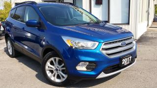 Used 2017 Ford Escape SE FWD - BACK-UP CAM! HTD SEATS! CAR PLAY! for sale in Kitchener, ON
