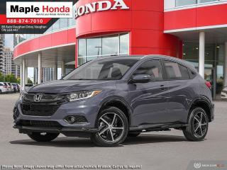 New 2020 Honda HR-V SPORT AWD for sale in Vaughan, ON