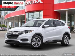 New 2020 Honda HR-V LX AWD for sale in Vaughan, ON