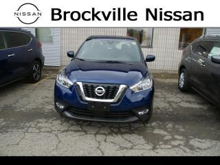 New 2020 Nissan Kicks SV for sale in Brockville, ON