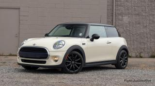 Used 2017 MINI Cooper 3-Door UNDER WARRANTY,NO ACCIDENTS,4 NEW TIRES for sale in St. Catharines, ON