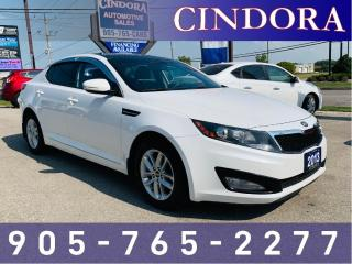 Used 2013 Kia Optima LX, auto, roof, heated seats for sale in Caledonia, ON