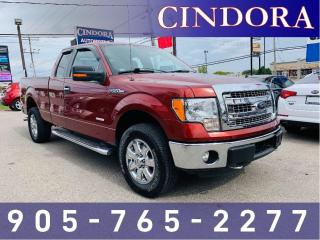 Used 2014 Ford F-150 XLT, 4x4 , ECOBOOST, Backup Cam for sale in Caledonia, ON