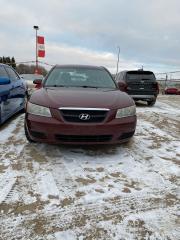 Used 2008 Hyundai Sonata GLS for sale in Cold Lake, AB