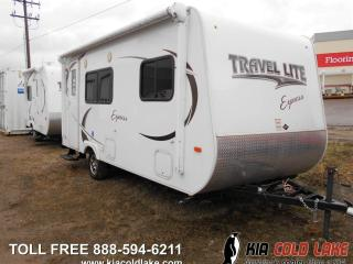 New 2017 Travel Lite EXPRESS E18 for sale in Cold Lake, AB