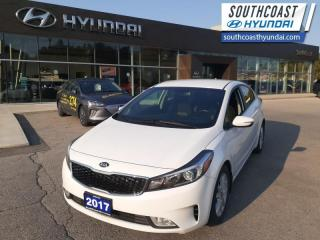 Used 2017 Kia Forte EX  - Heated Seats -  Bluetooth - $98 B/W for sale in Simcoe, ON