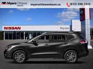 Used 2016 Nissan Rogue SL  - Navigation -  Leather Seats - $137 B/W for sale in Ottawa, ON