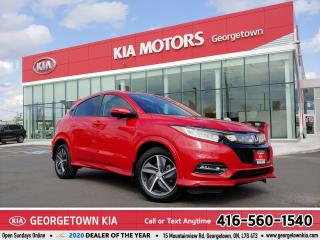 Used 2019 Honda HR-V TOURING | AWD | CLEAN CARFAX | NAV | 21,071 KM | for sale in Georgetown, ON