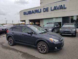 Used 2017 Subaru XV Crosstrek TOURING AWD for sale in Laval, QC