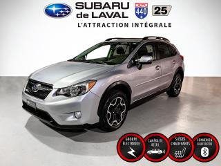 Used 2014 Subaru XV Crosstrek 2.0i Limited Awd ** Cuir Toit Navigation for sale in Laval, QC