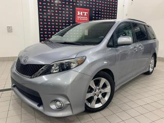 Used 2013 Toyota Sienna SE 8 places for sale in Terrebonne, QC
