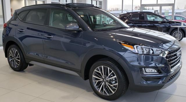 2021 Hyundai Tucson 2.4L AWD LUXURY
