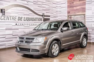 Used 2013 Dodge Journey Canada Value Pkg+AIR+GR ELECT+HITCH+BLUETOOTH for sale in Laval, QC