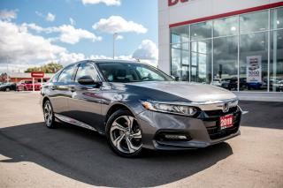 Used 2019 Honda Accord EXL for sale in Woodstock, ON