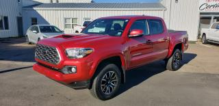 New 2020 Toyota Tacoma 4X4 DOUBLE CAB 6M SB TRD SPORT PREMIUM for sale in Port Hawkesbury, NS