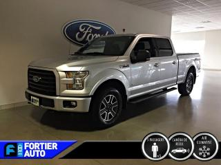 Used 2016 Ford F-150 Cab SuperCrew 4RM 157 po XLT for sale in Montréal, QC