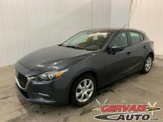 Used 2017 Mazda MAZDA3 GX SPORT Caméra GPS A/C Bluetooth for sale in Trois-Rivières, QC