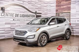 Used 2015 Hyundai Santa Fe Sport SPORT+BLUETOOTH+SIEGE/CHAUFF for sale in Laval, QC