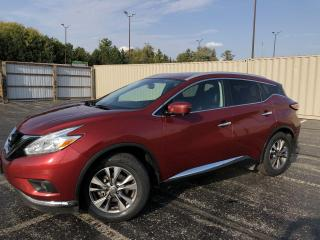 Used 2016 Nissan Murano SL AWD for sale in Cayuga, ON