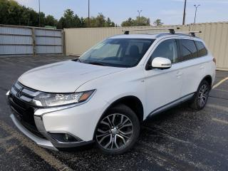 Used 2017 Mitsubishi Outlander GT AWD for sale in Cayuga, ON