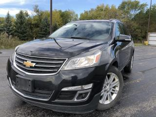 Used 2013 Chevrolet Traverse 1LT FWD for sale in Cayuga, ON