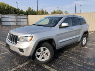 Used 2012 Jeep Grand Cherokee LAREDO 4WD for sale in Cayuga, ON