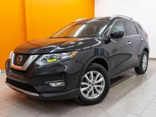 Used 2018 Nissan Rogue SV AWD CAMÉRA SIÈGES CHAUFF *ALERTE ANGLES MORTS* for sale in St-Jérôme, QC
