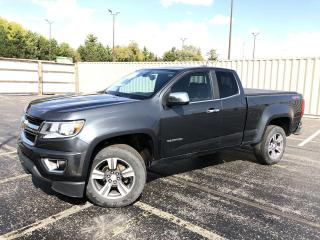 Used 2016 Chevrolet Colorado LT Ext Cab 4x4 for sale in Cayuga, ON